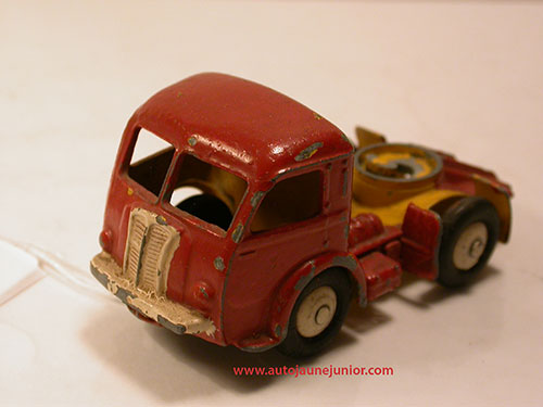 Dinky Toys France Movic tracteur