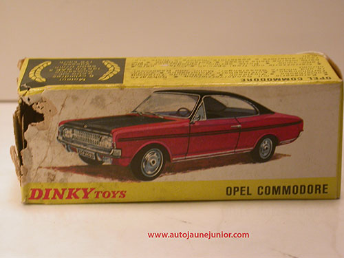 Dinky Toys France Commodore