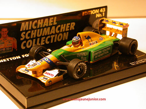Benetton B192 Schumacher