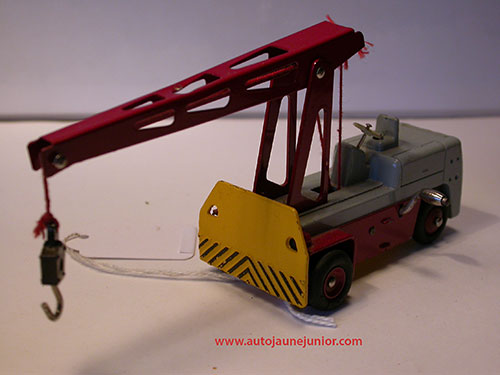 Dinky Toys France grue mobile