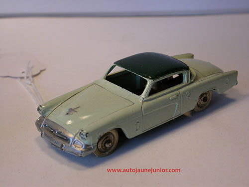Dinky Toys France Commander