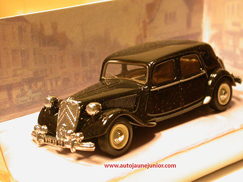 Dinky Matchbox 15cv traction