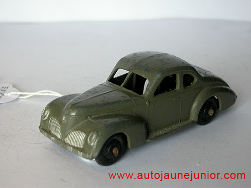Dinky Toys GB Commander coupé