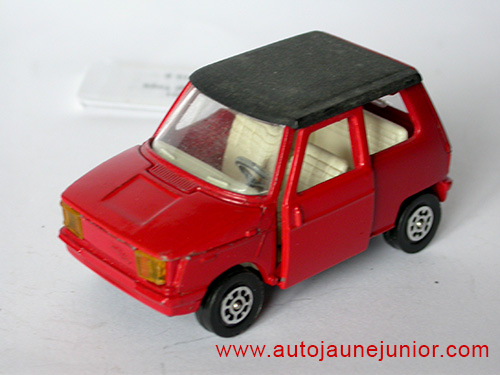 Corgi Toys City car