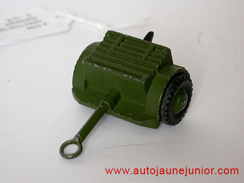 Dinky Toys GB munitions