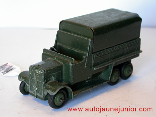 Dinky Toys GB Terrier militaire
