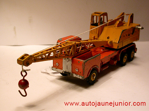 Dinky Toys France grue 20T