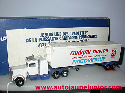 Matchbox semi Canigou Ron Ron