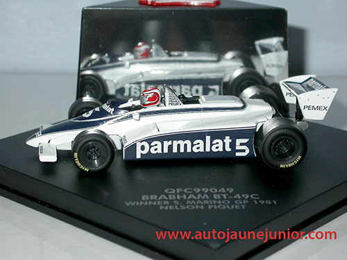 Quartzo BT 49C 1981 N. Piquet