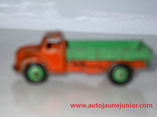Dinky Toys GB camion benne