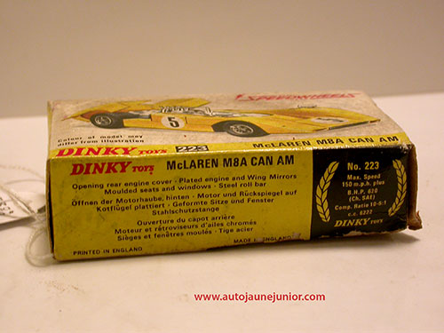 Dinky Toys GB M8A