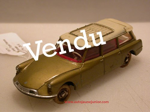 Dinky Toys France ID19 break