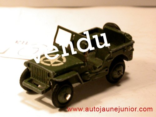 Willys jeep US army
