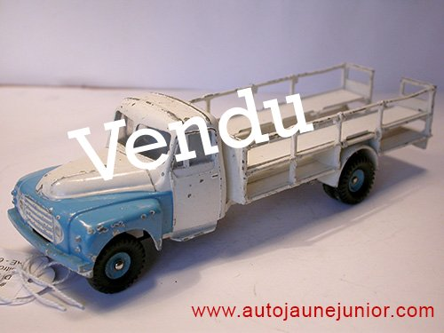 Dinky Toys France P55 laitier