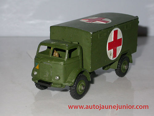Dinky Toys GB fourgon ambulance