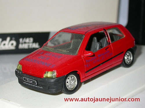 Solido Clio Automobile Miniature