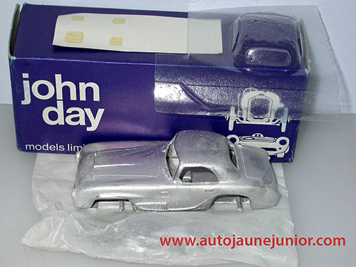 John Day 166 MM Coupé