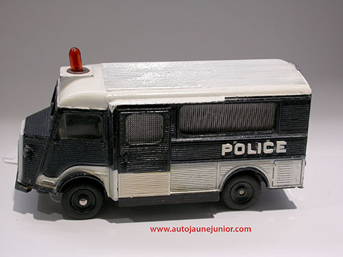Dinky Toys France 1200Kgs Currus police