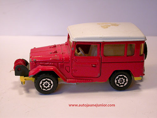 Majorette Land Cruiser
