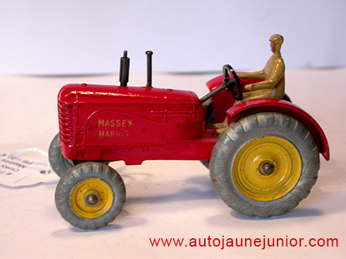 Dinky Toys GB tracteur