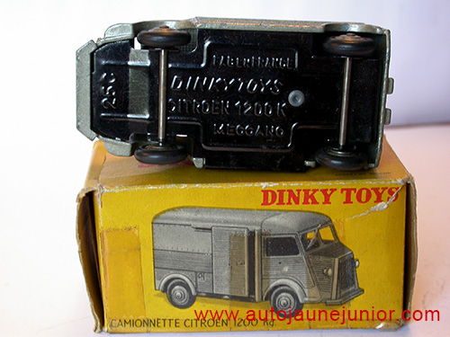 Dinky Toys France 1200Kgs